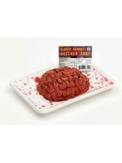 Butcher Shop Banquet Brains - Halloween Decorations