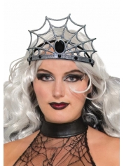 SPIDER WEB TIARA - Halloween Decorations