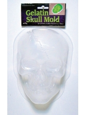 Skull Gelatin Mold - Halloween Decorations