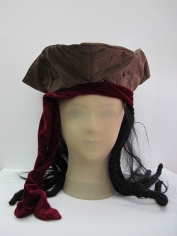 Captain Pirate Hat - Pirate Hat