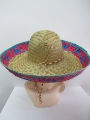 Colored  Sombrero - Mexican Hat
