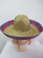 Colored  Sombrero - Mexican Hat