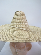 Hat Mexican - Natural Straw Sombreroni