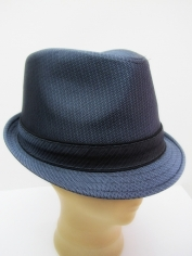 Gray Trilby - Hat