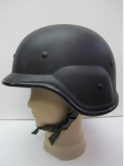 Army Soldier Black Combat Helmet - Hats