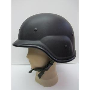 Army Soldier Black Combat Helmet - Hats