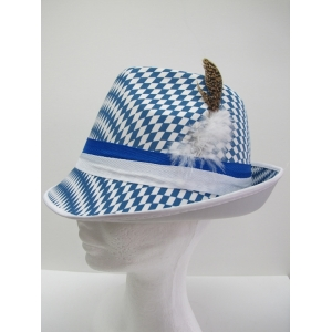 Oktoberfest Bavarian Pattern Hats