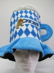 Bavarian Oktoberfest Beer Hat