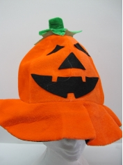 Pumpkin Hat - Halloween Accessories