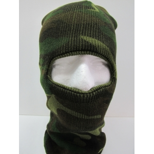 Camouflage Beanie - Hats