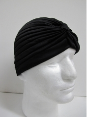 Black Turban - Hats