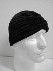 Black Turban - Hats