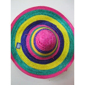 Colour Mexican Hat