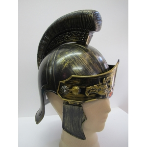 Knight Helmet (Gold) - Hat