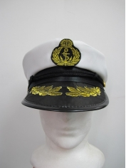 Sailor Captain Hat 2 - Hats