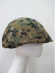 Army Helmet With Cover - Plastic Toys