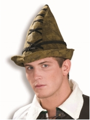 Robin Hood Hat - Medieval Costume Hats
