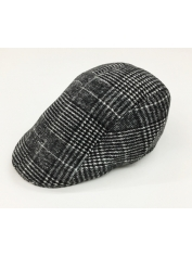 Golfer Hat Grey - Golf Costumes