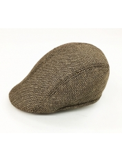 Golfer Hat Brown- Golf Costumes