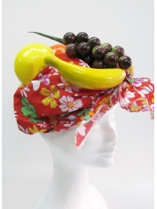 Latin Lady Headpiece - Hawaiian Costumes