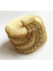 Indian Turban Gold - Hats