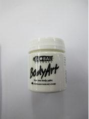 White Face Paint 45ml - Make Up