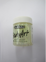Ultra Clear Glitter Face Paint 45ml - Make Up