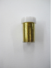 Gold Loose Glitter Powder