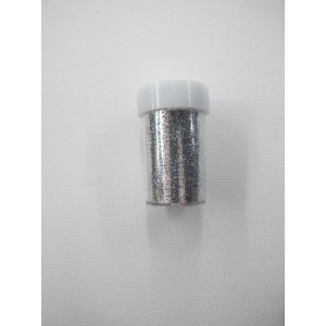 Silver Loose Glitter Powder