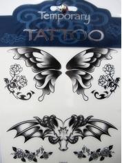 Fake Tattoo 1