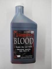 Large Vampire Blood - Halloween Make Up