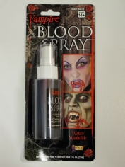 Fake Blood Spray - Halloween Make Up