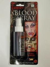Fake Blood Spray - Halloween Make Up