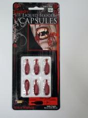 Liquid Blood Capsules - Make Up