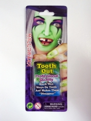 Tooth Out - Halloween Make Up