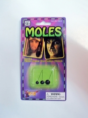 Fake Moles - Halloween Make Up
