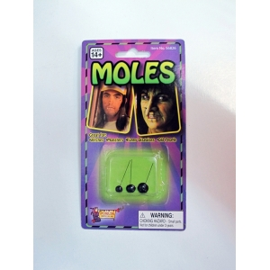 Fake Moles - Halloween Make Up