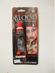 Fake Vampire Blood - Halloween Make Up