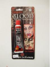 Fake Vampire Blood - Halloween Make Up