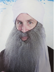 Turban and Beard