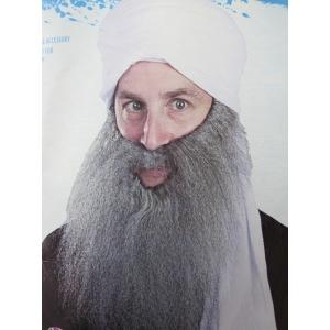 Turban and Beard
