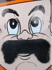 Short Black Moustaches 2