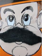 Short Black Moustaches 3