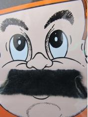 Short Black Moustaches 4