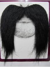 Long Black Moustaches