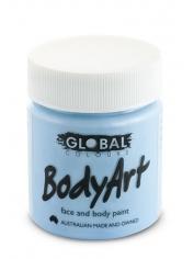 Light Blue Face Paint 45ml - Global Face Paint