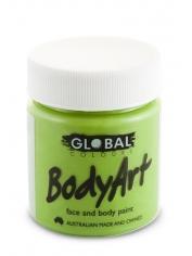 Green Light Face Paint 45ml - Global Face Paint