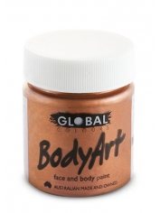Bronze Face Paint 45ml - Global Face Paint