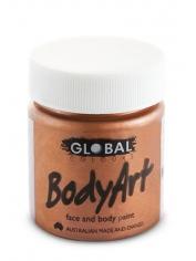 Bronze Face Paint 45ml - Global Face Paint