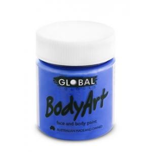 Deep Blue Face Paint 45ml - Global Face Paint